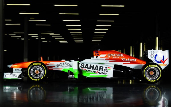 Fórmula 1 2013. Monoplaza Force India