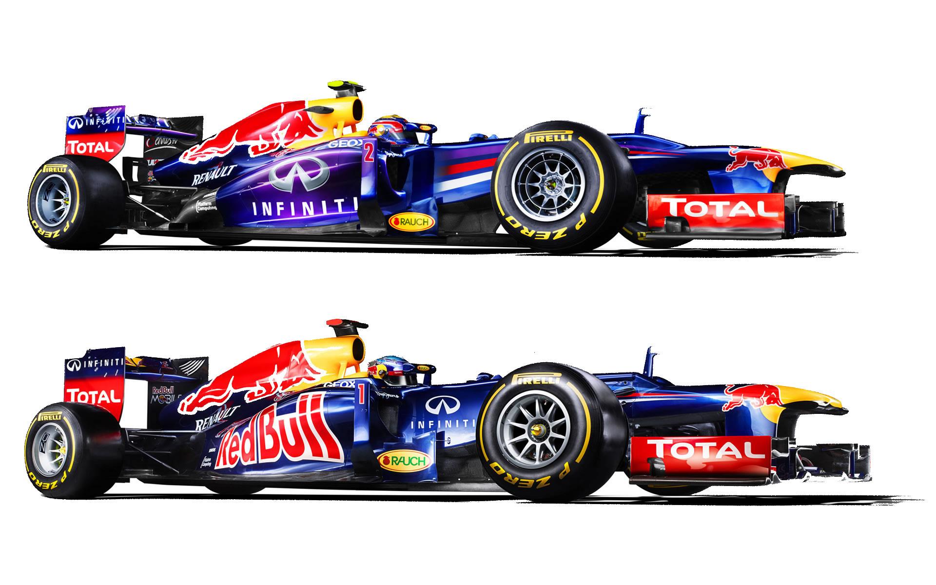 Monoplazas Red Bull