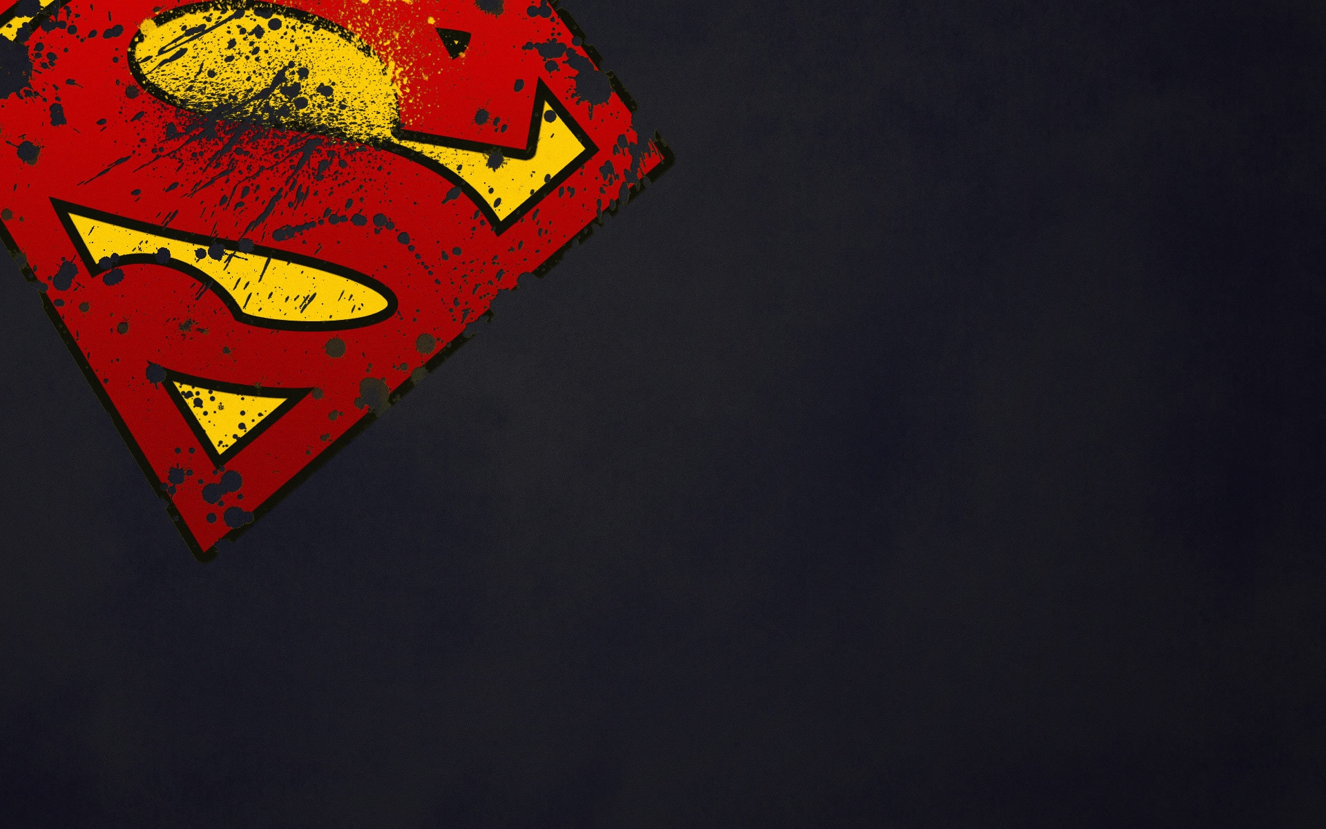 Símbolo de Super Man