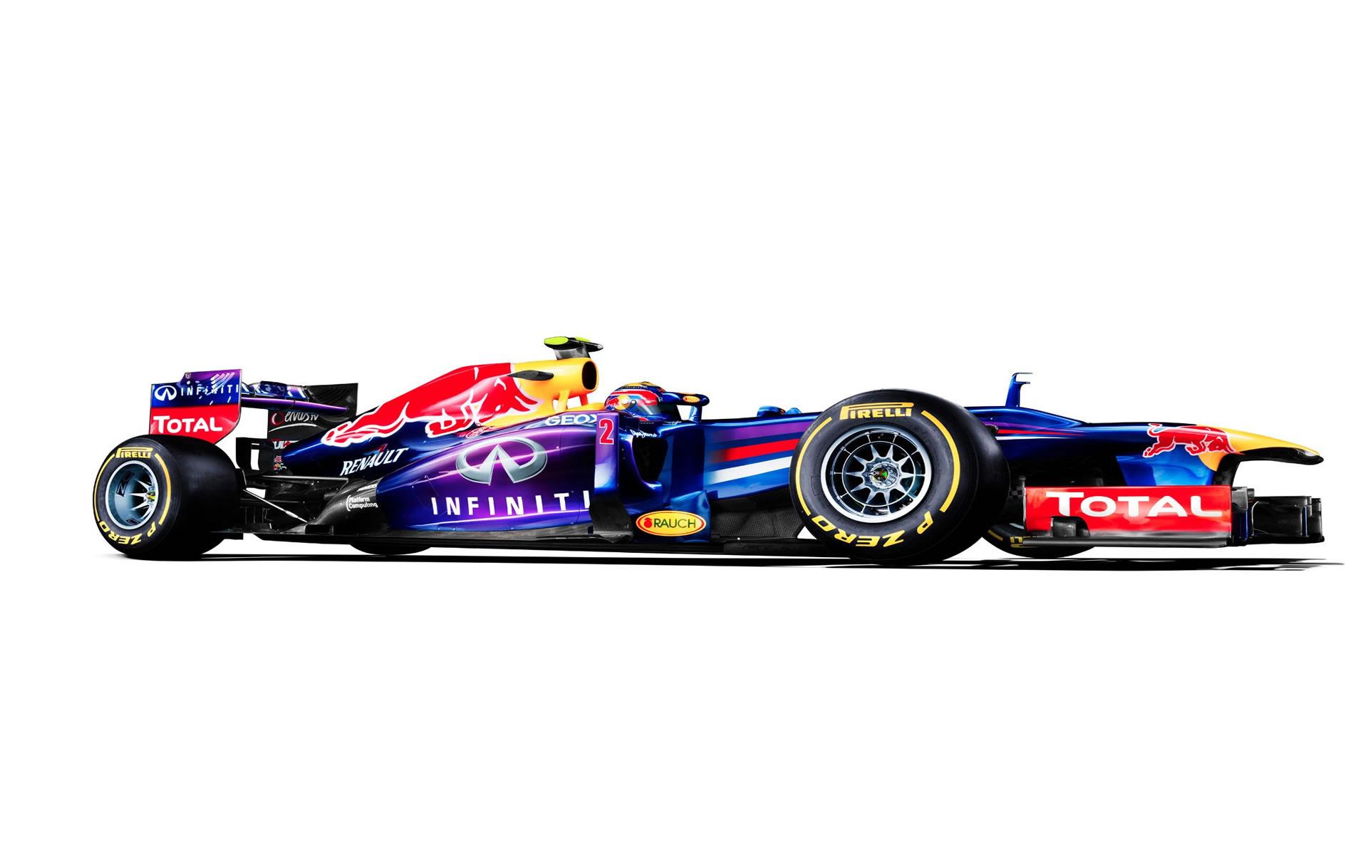 Wallpaper Red Bull 2013