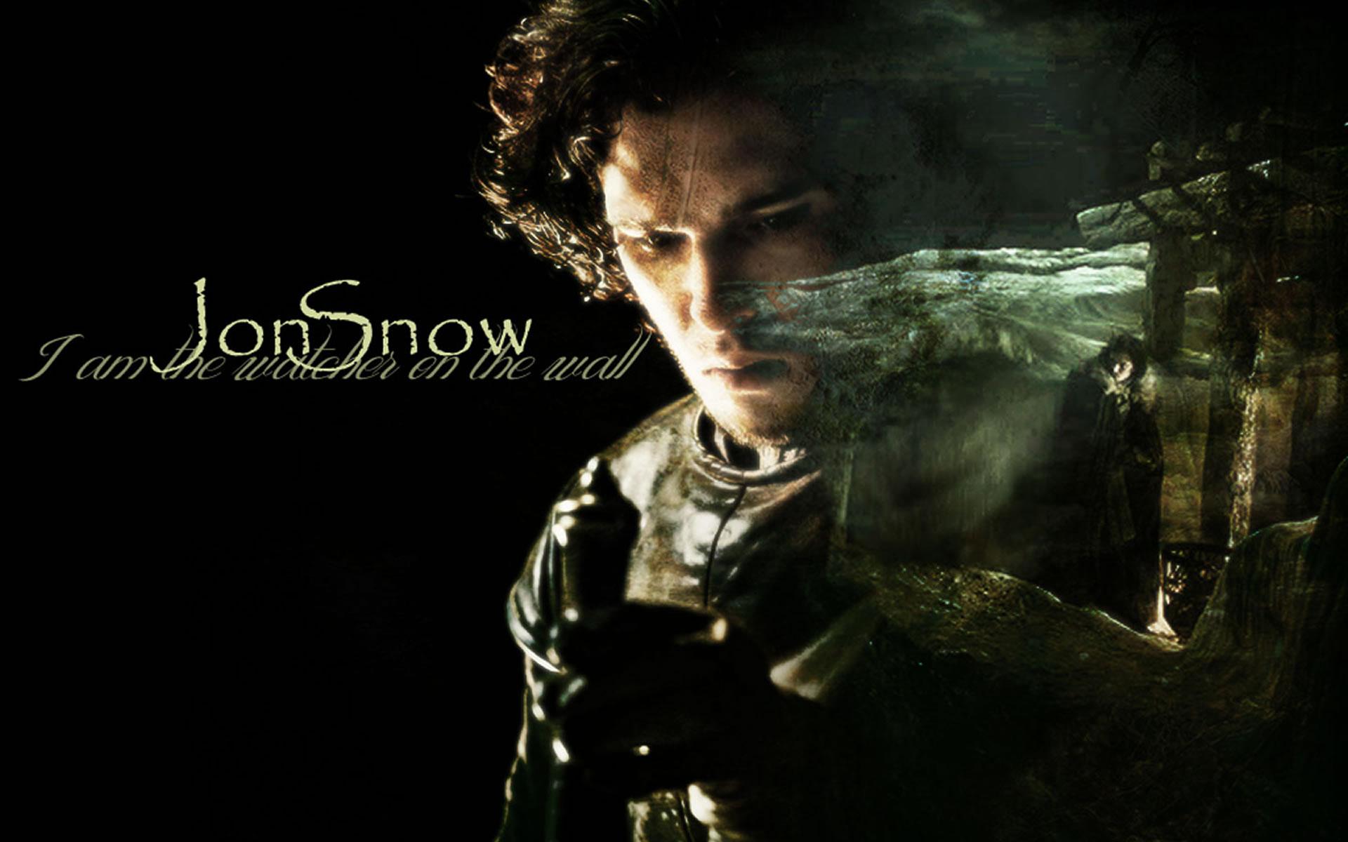 Jon Snow Fondo Wallpaper
