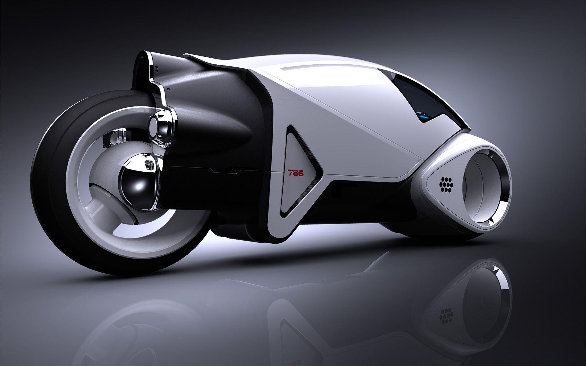 La moto del futuro