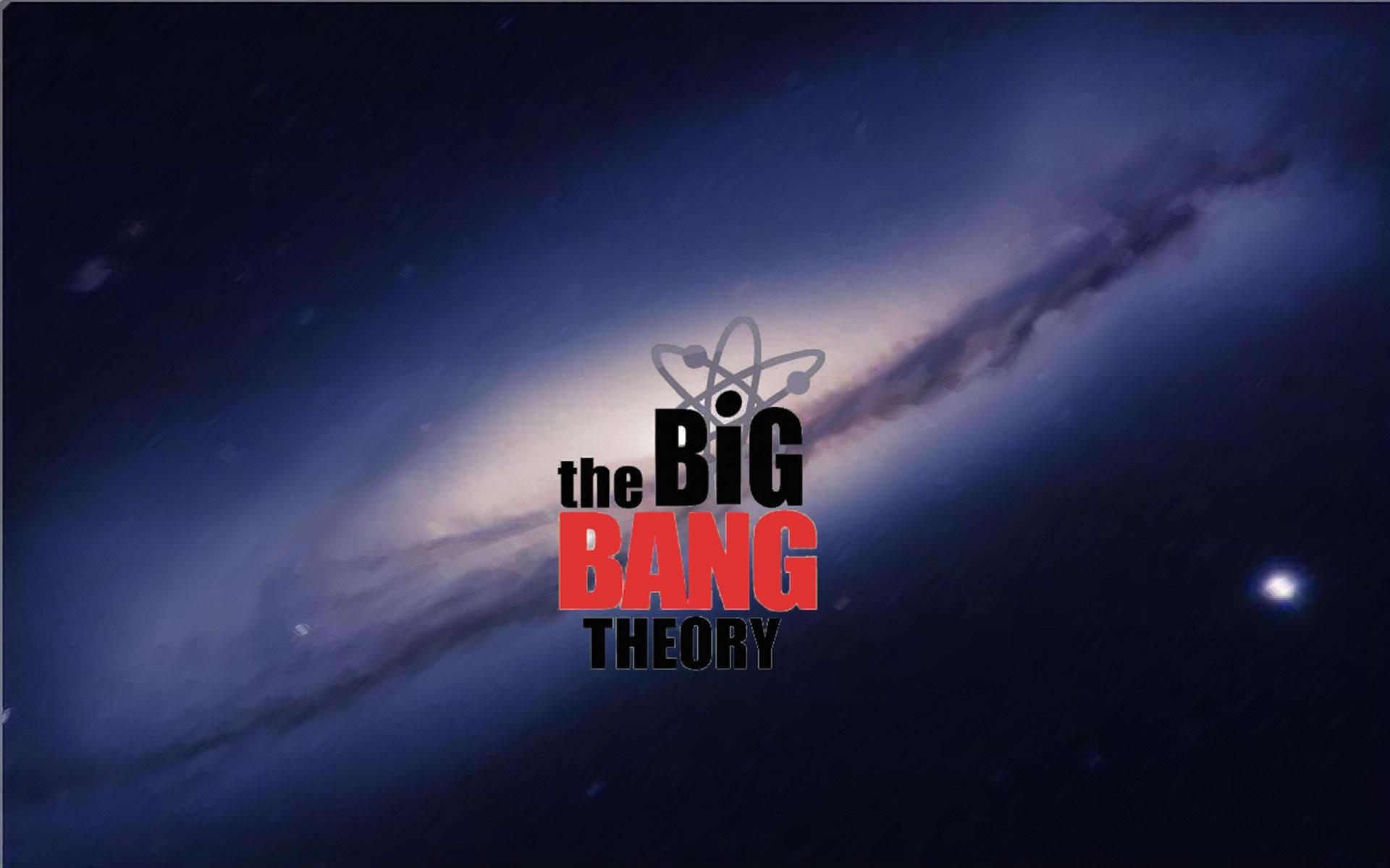 Logotipo The Big Bang Theory