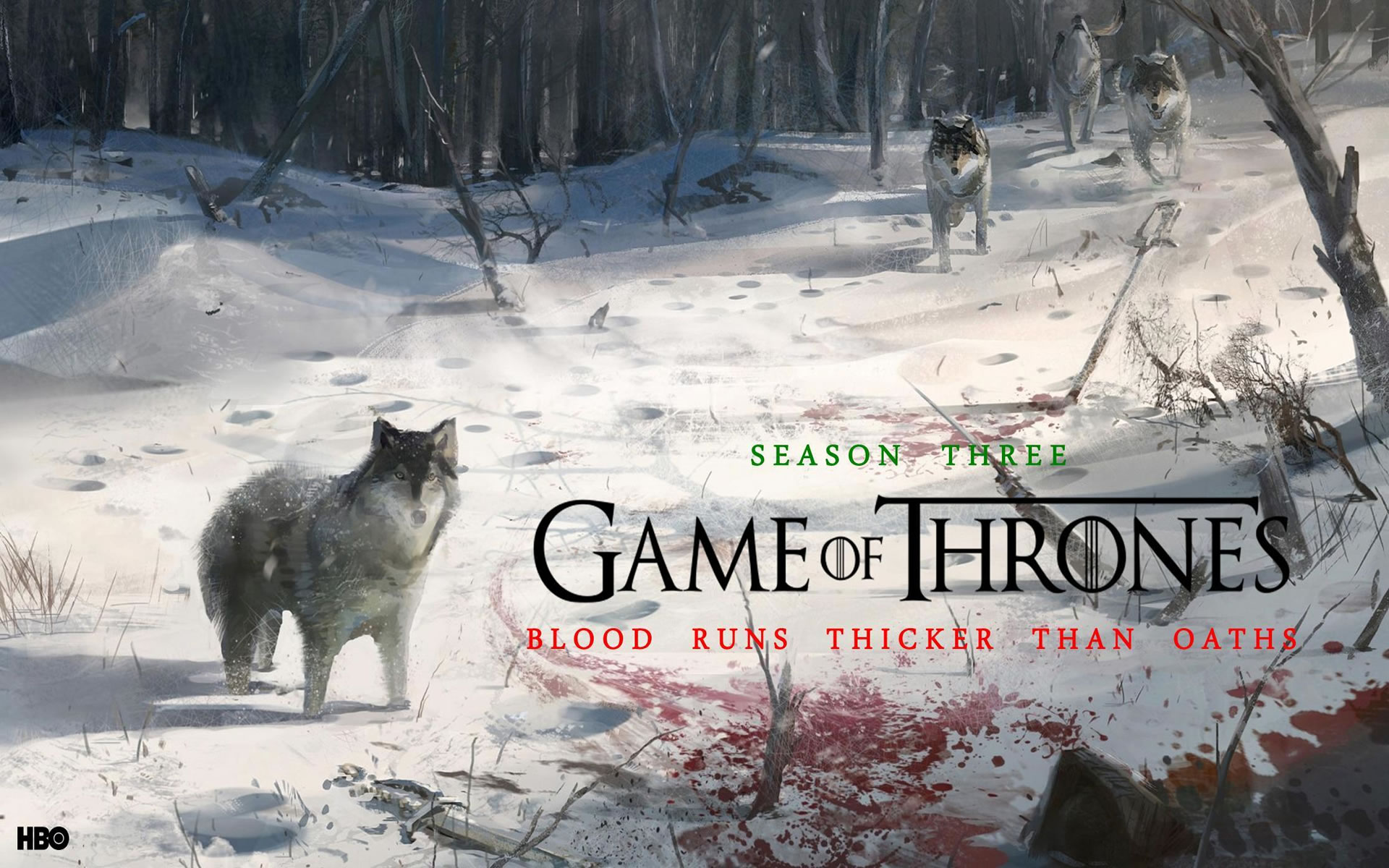 Tercera Temporada Game of Thrones