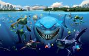 Wallpaper Buscando a Nemo