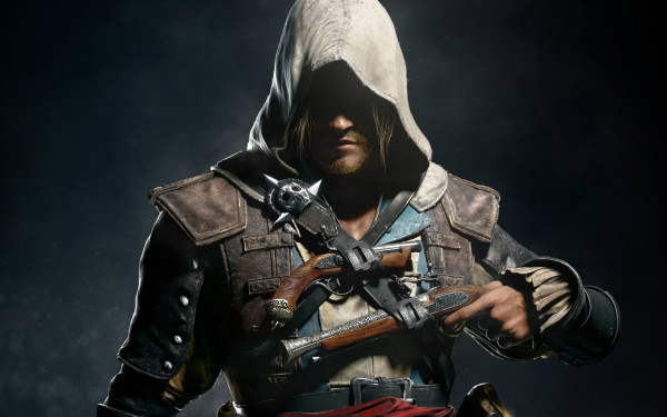 Wallpaper Juego Assassin´s Creed Black Flag
