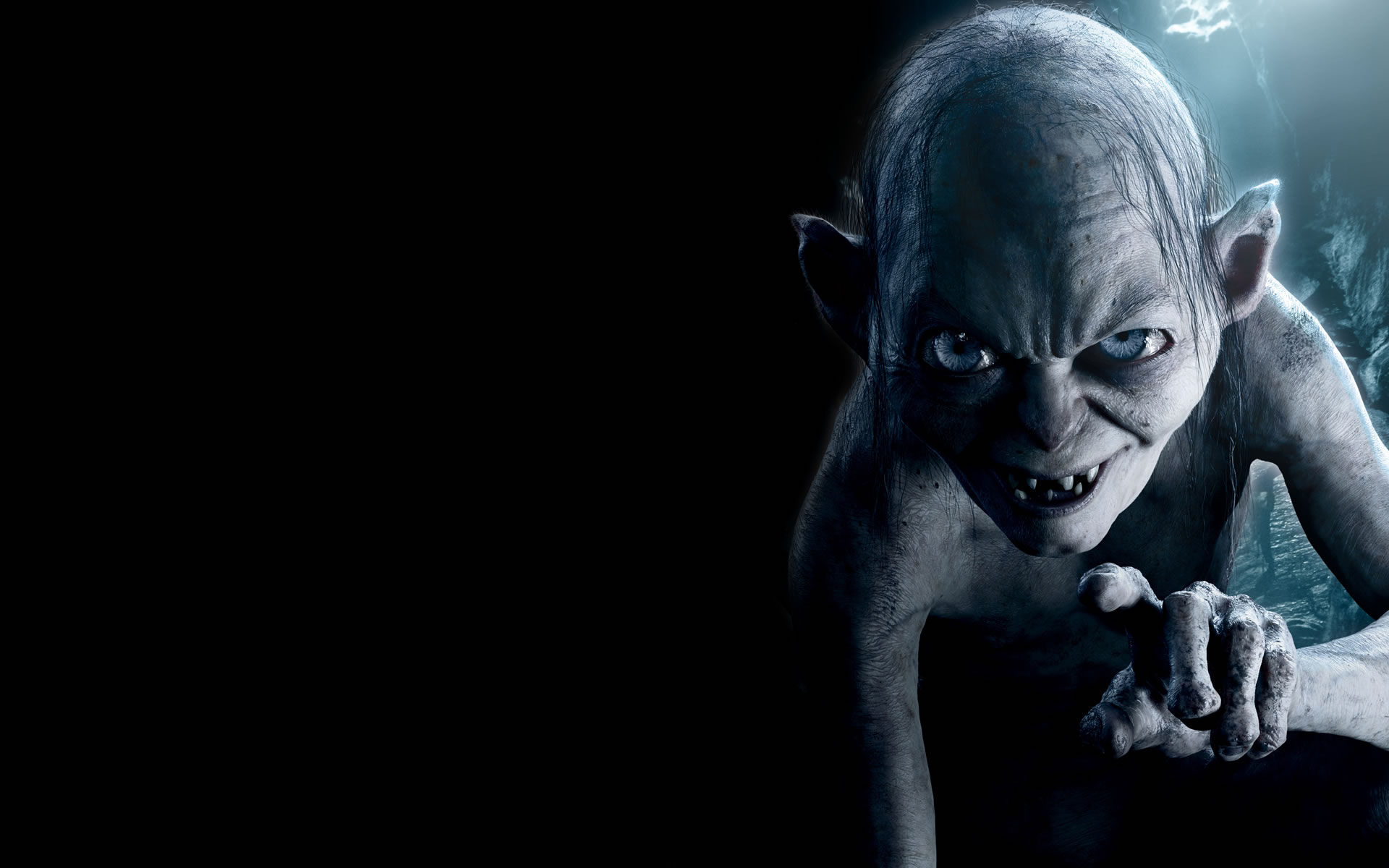 Gollum Wallpaper.