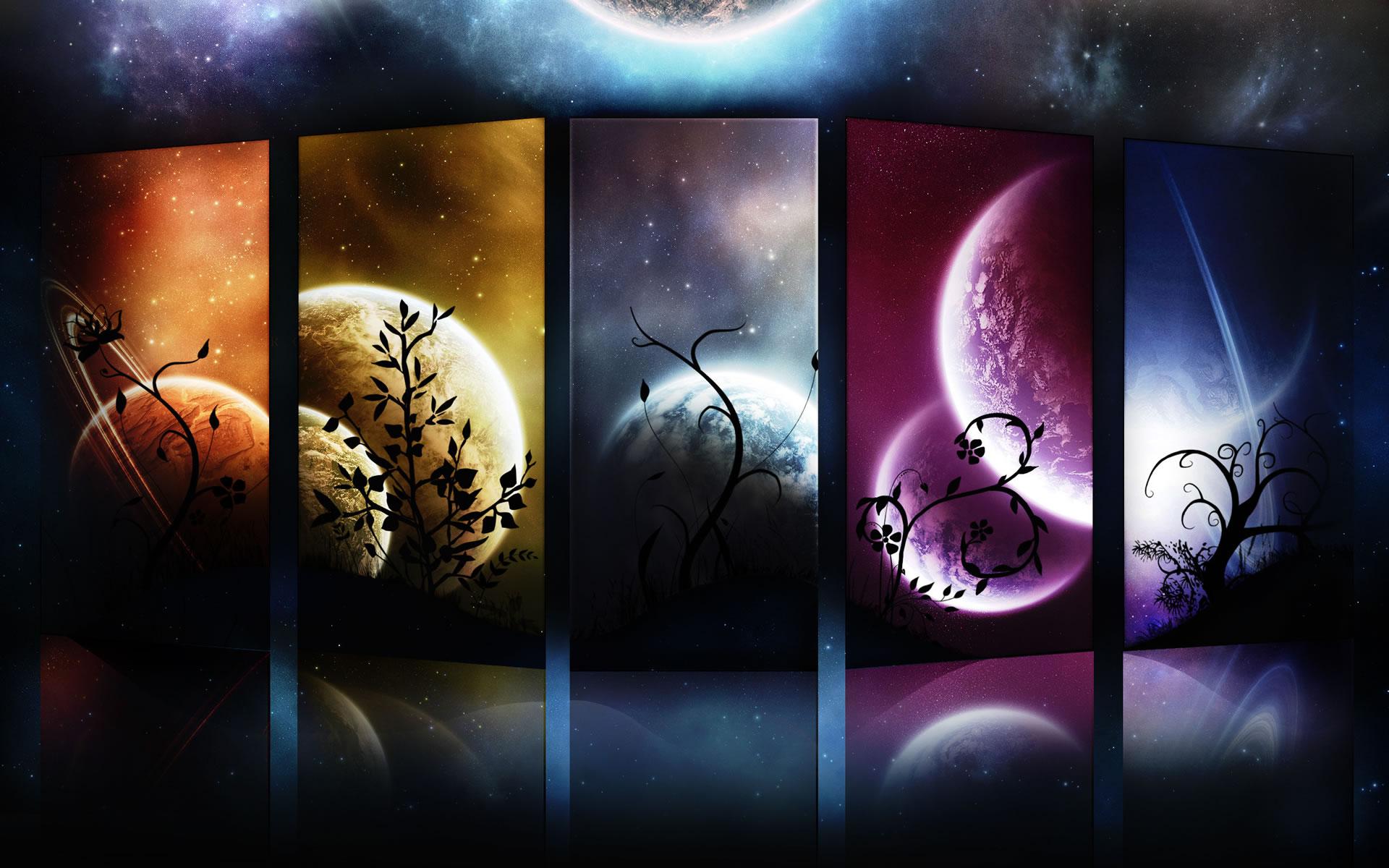 Planetas Del Sistema Solar Wallpapers