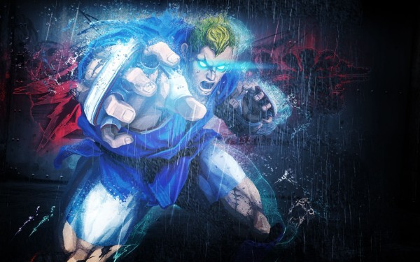 Wallpaper Street Fighter X Tekken. Abel