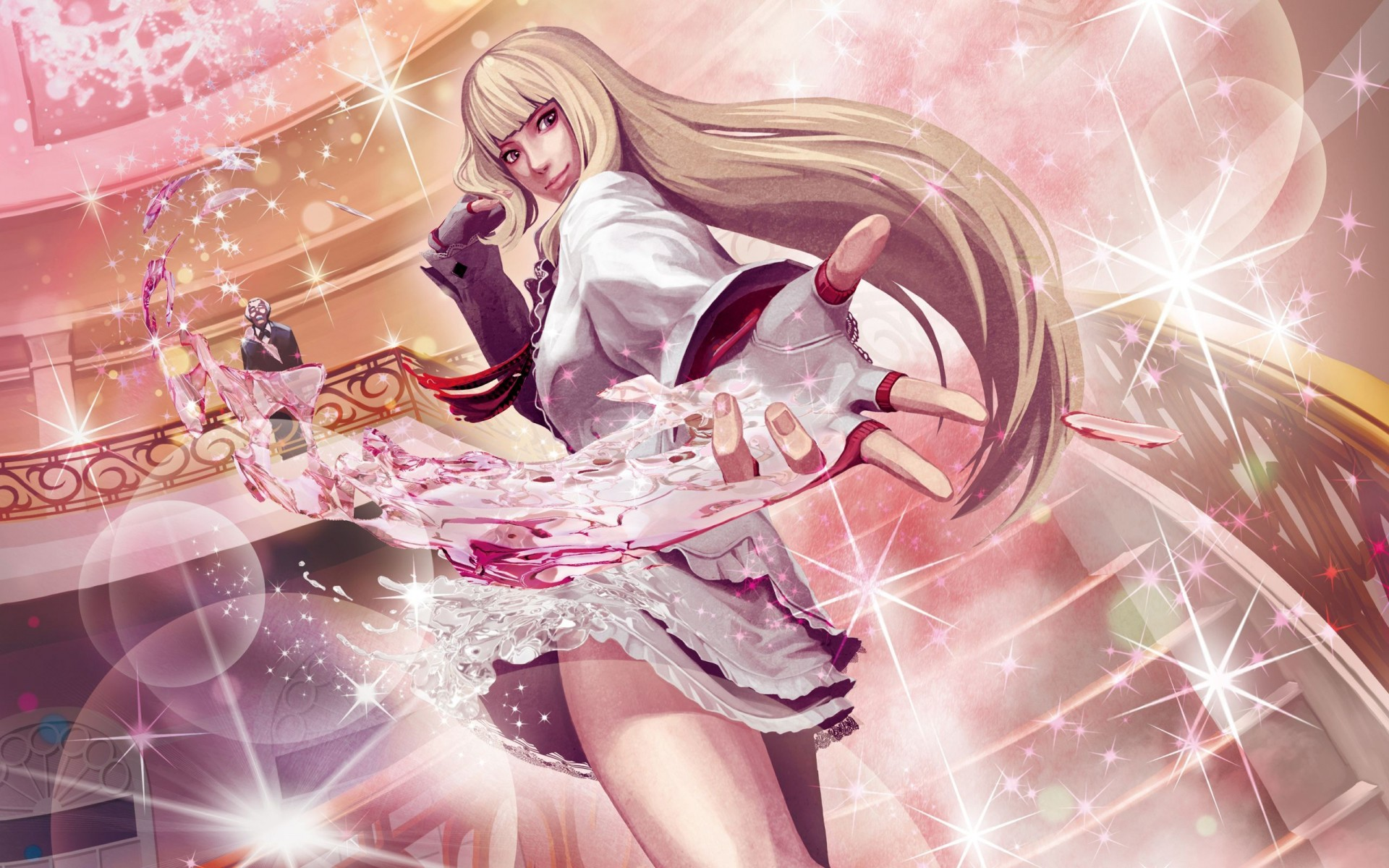 Wallpaper Street Fighter x Tekken Lili.