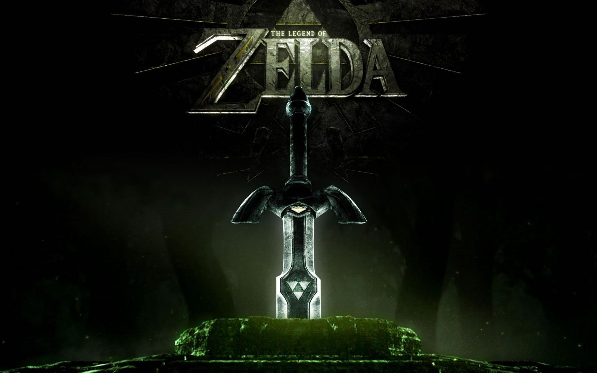 Wallpapers de Videojuegos. The Legend of Zelda.