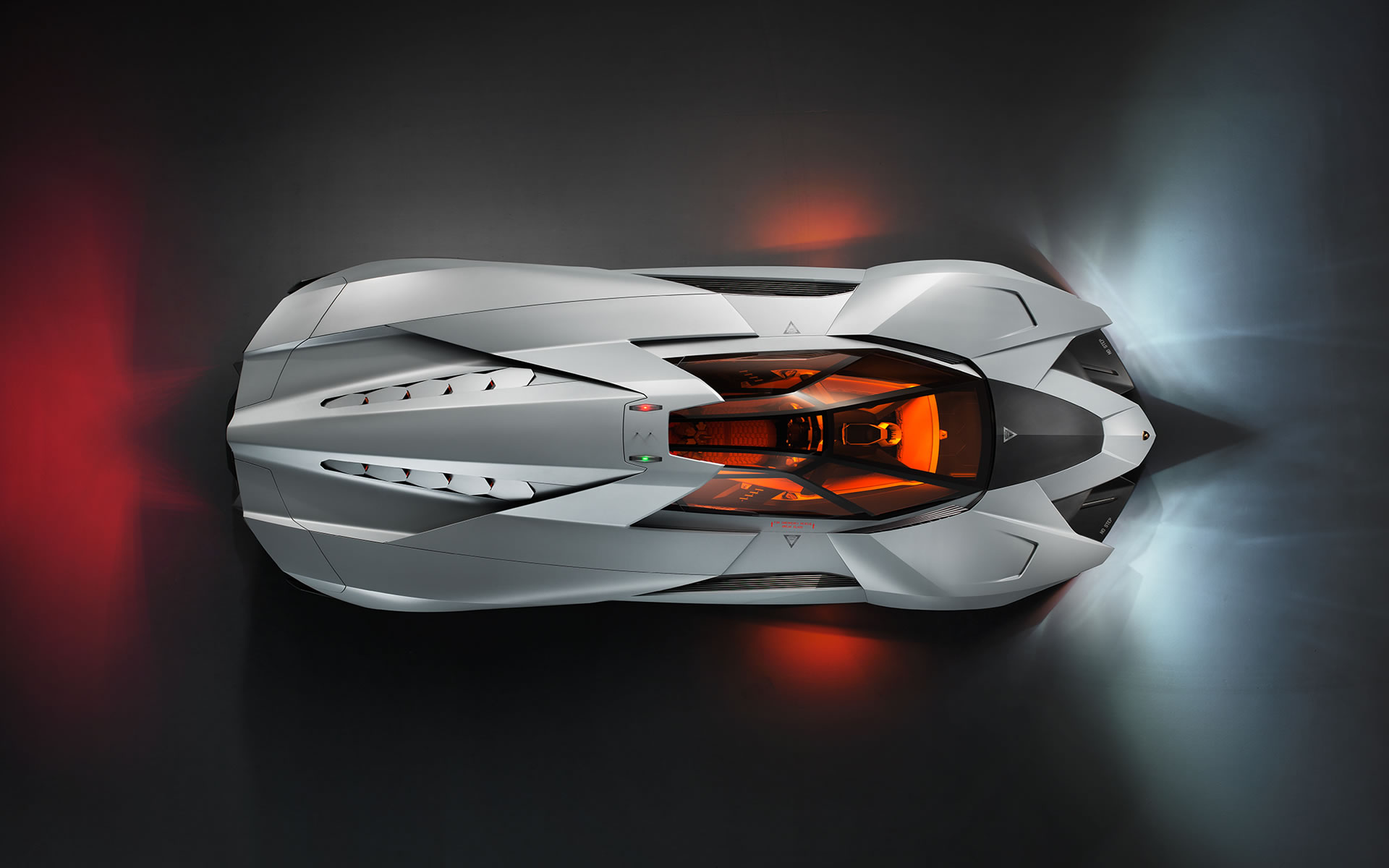 Lamborghini Egoista Wallpapers.