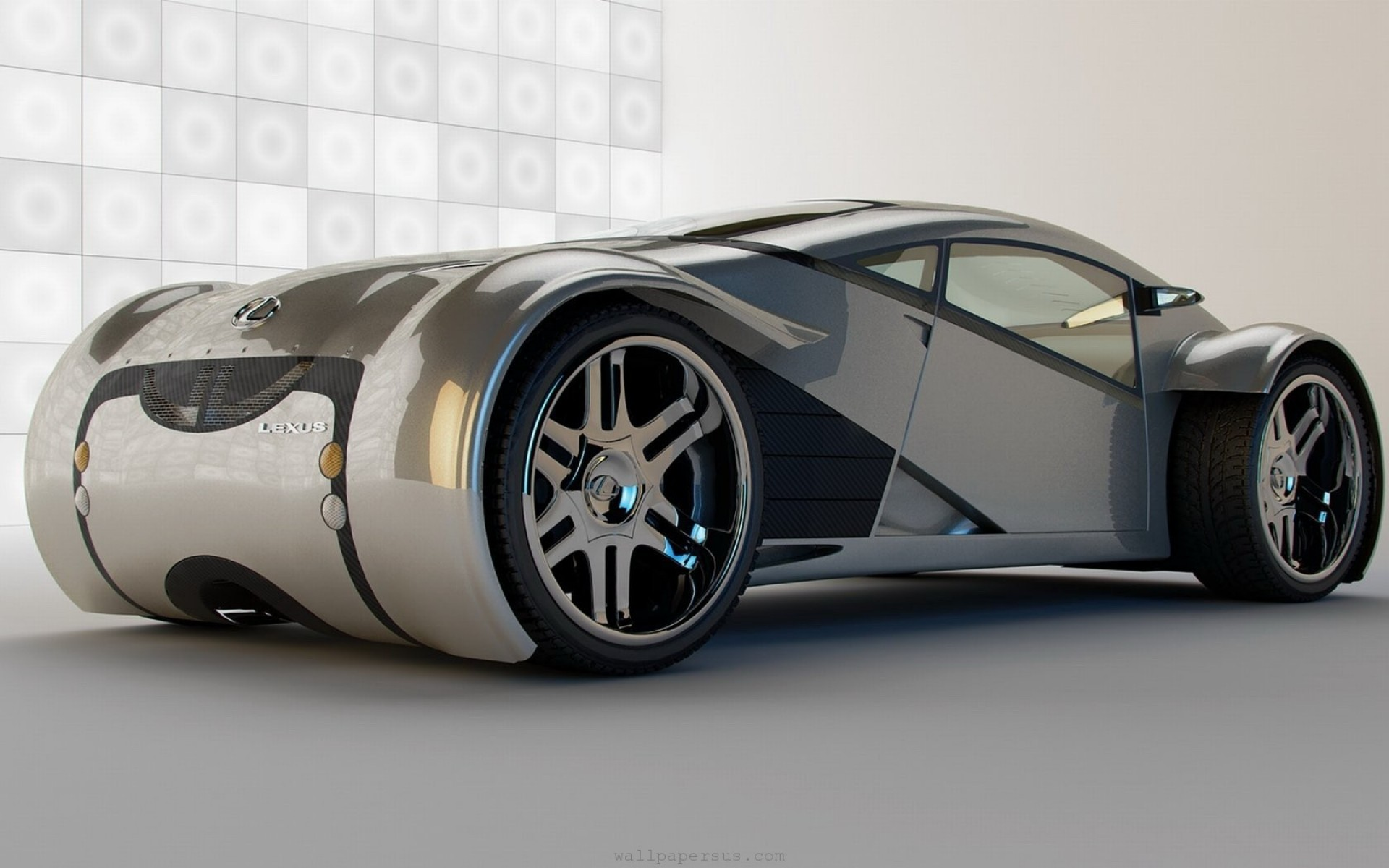 Amazing Stylish And Expensive Racing Cars Hd Wallpapers: Prototipo Lexus Wallpapers Coches.