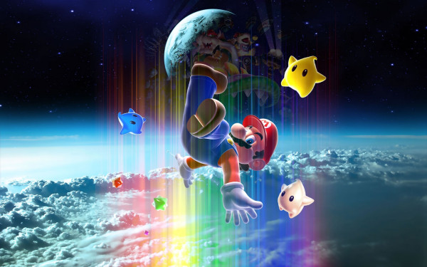 Super Mario Wallpaper.