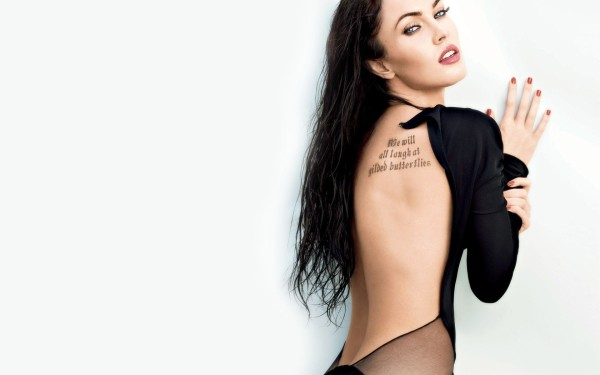 Wallpapers Celebrities. Megan Fox.