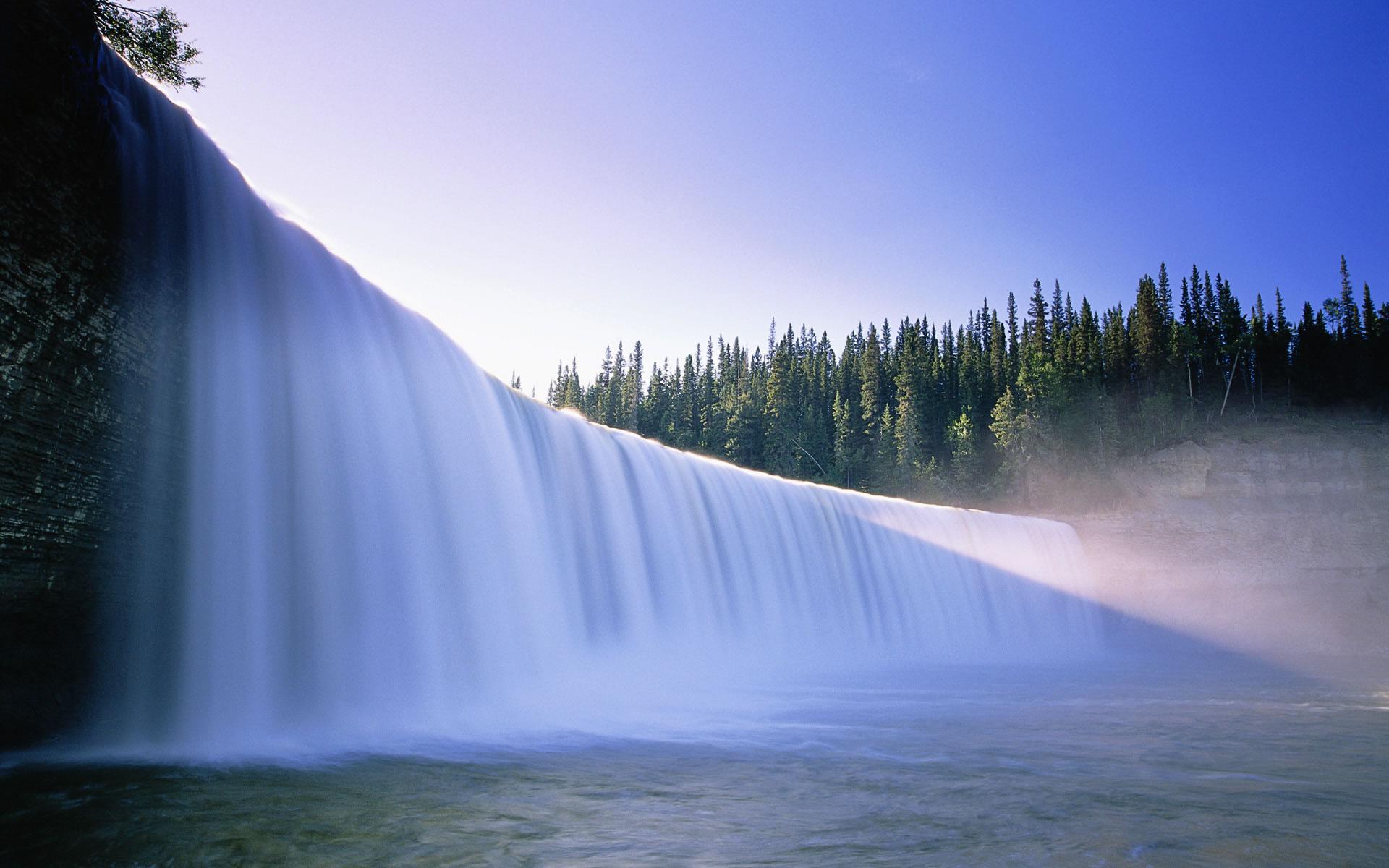 Cascada Fondo Pantalla