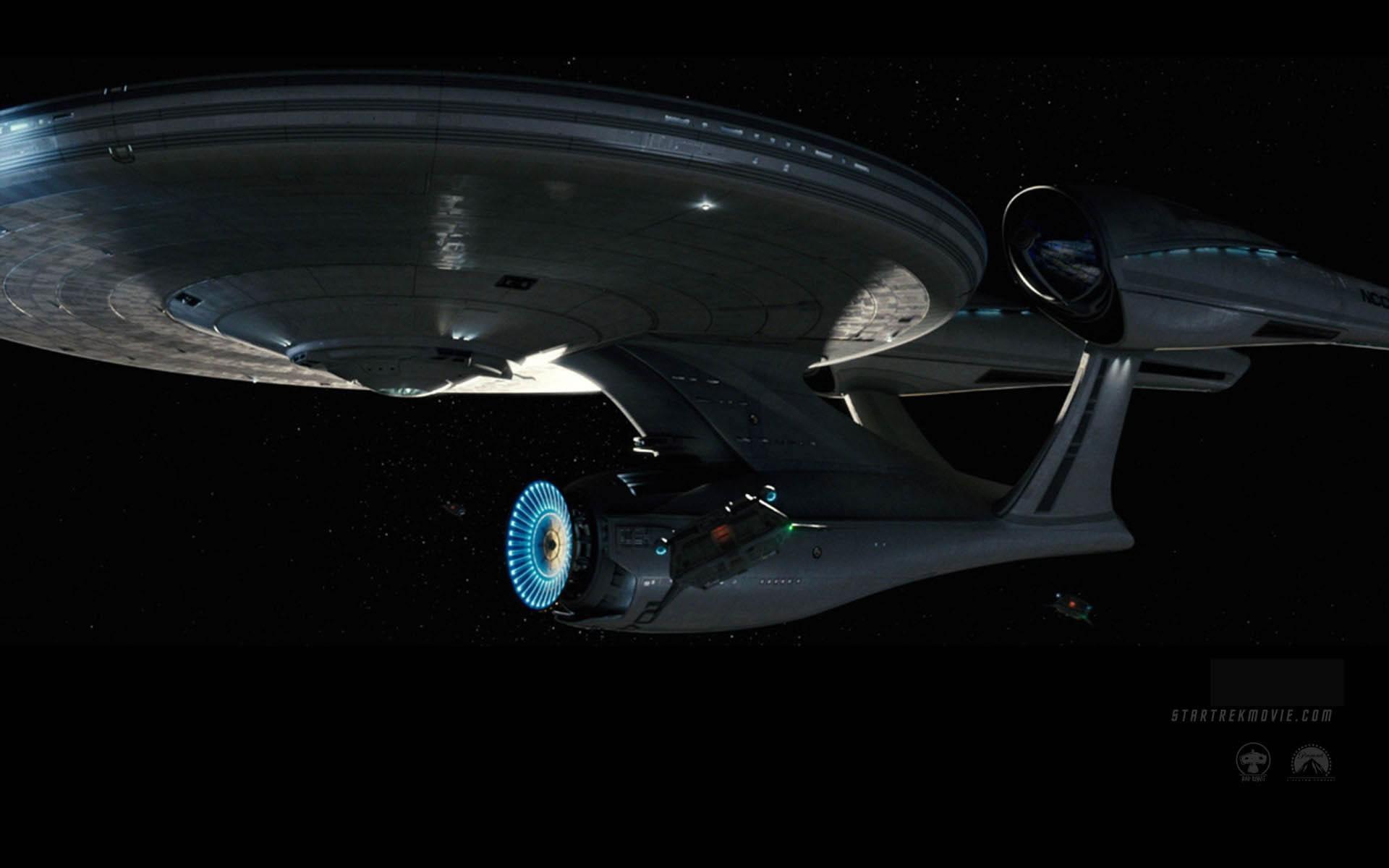 Nave Enterprise Star Trek.