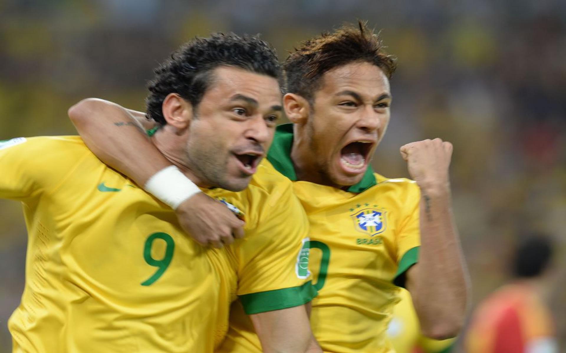 Neymar 2 gol a España.