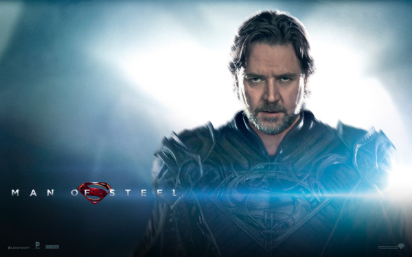 Jor El. Padre de Superman.