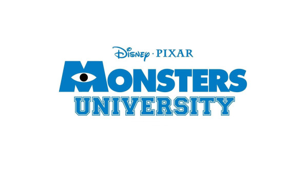 Wallpaper Monsters University.