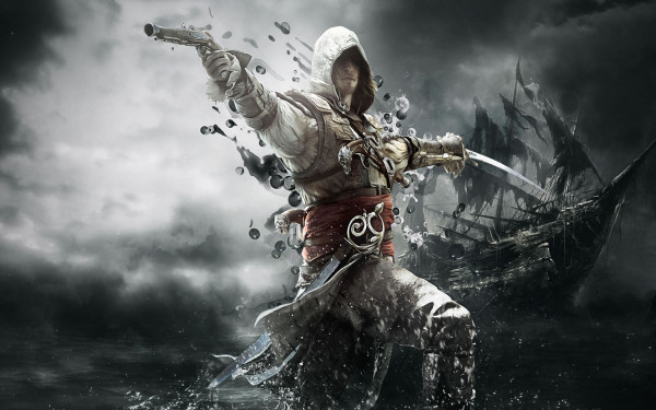 Wallpapers Assassins Creed IV.