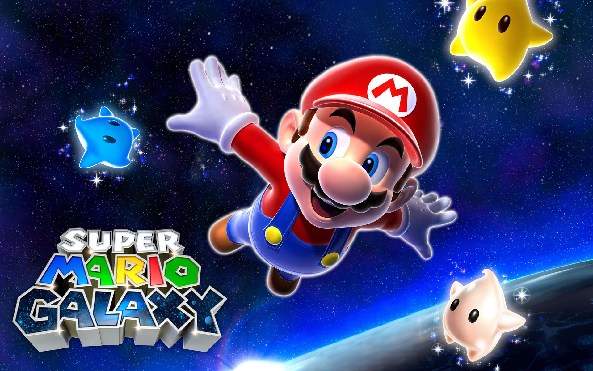 Fonditos Super Mario Galaxy