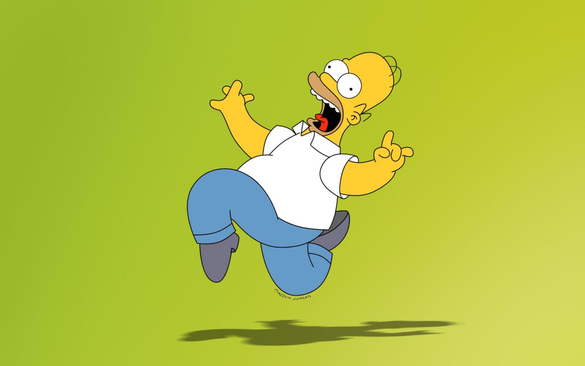 Homer Simpson Wallpaper los Simpson.