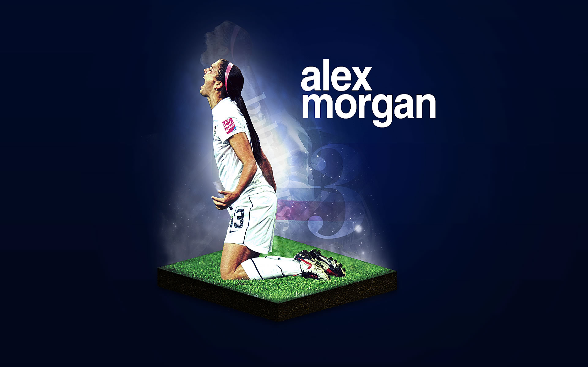 Wallpaper F 250 Tbol Femenino Alex Morgan Wallpapers