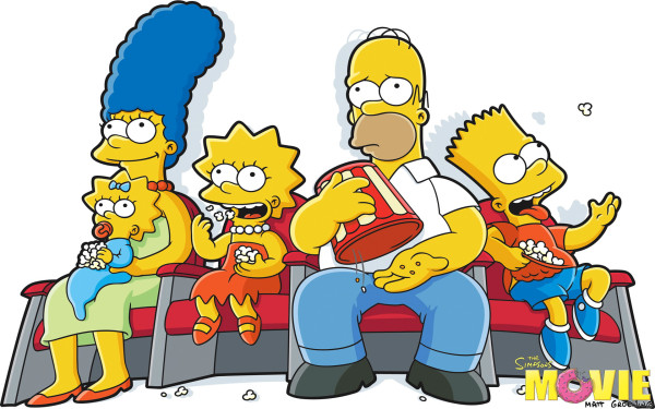 Wallpapers para Tablet The Simpsons.