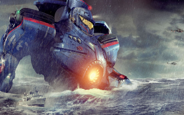 Wallpapers Pacific Rim