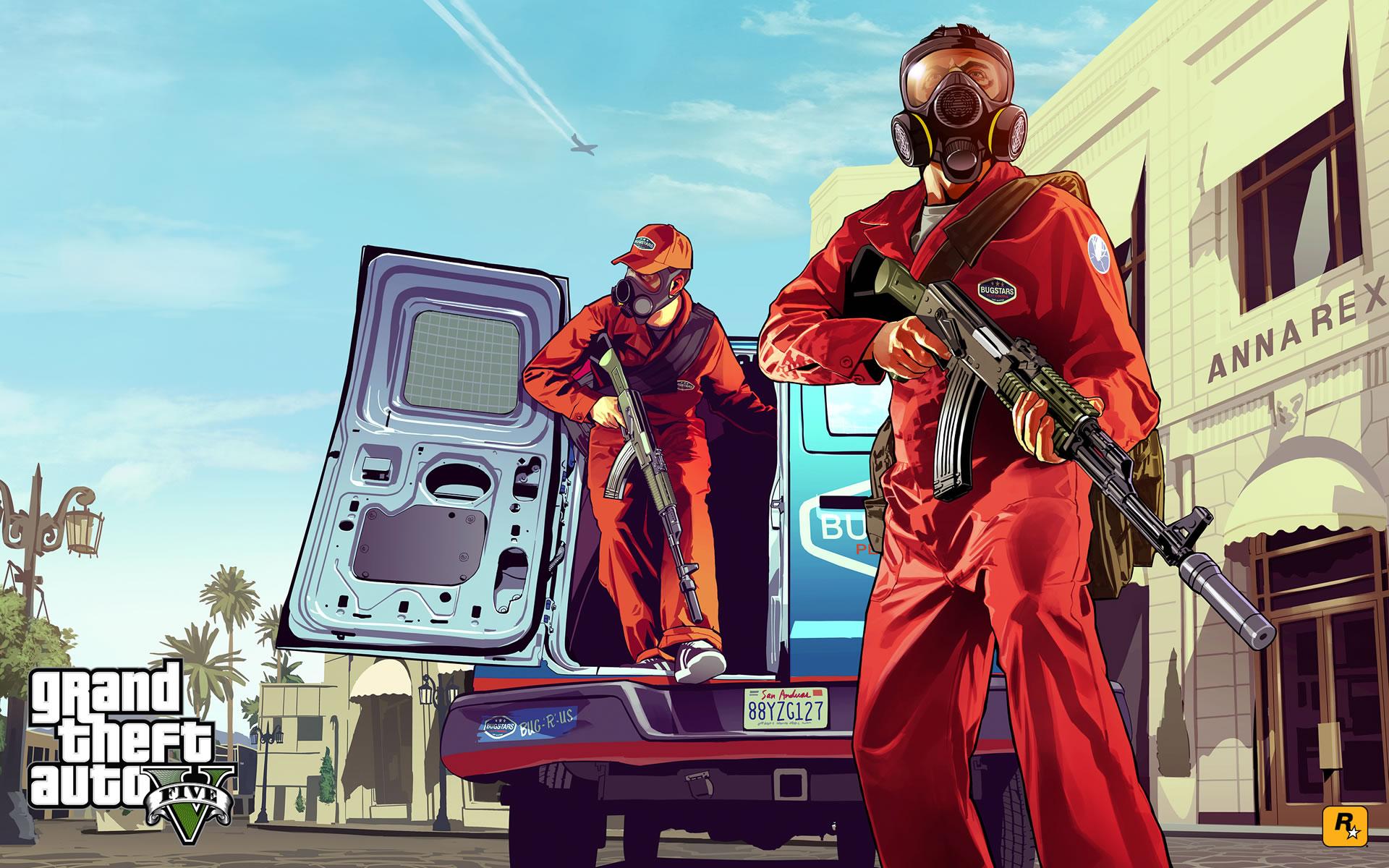 Atraco GTA 5