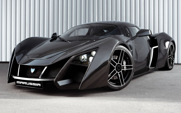 Wallpaper Marussia B2 Coches de Lujo