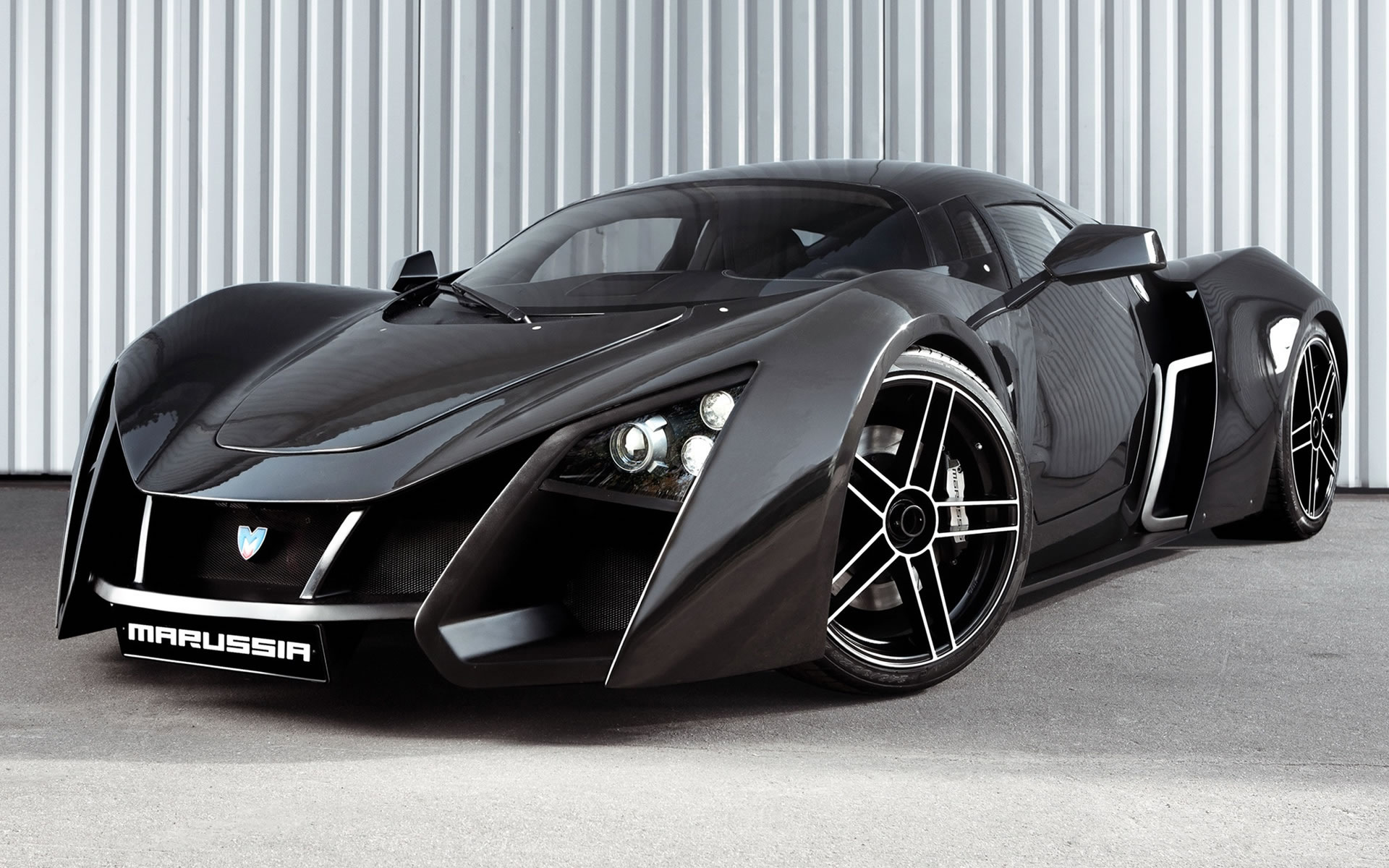 Wallpaper Marussia B2 Coches De Lujo Wallpapers Wallpapers