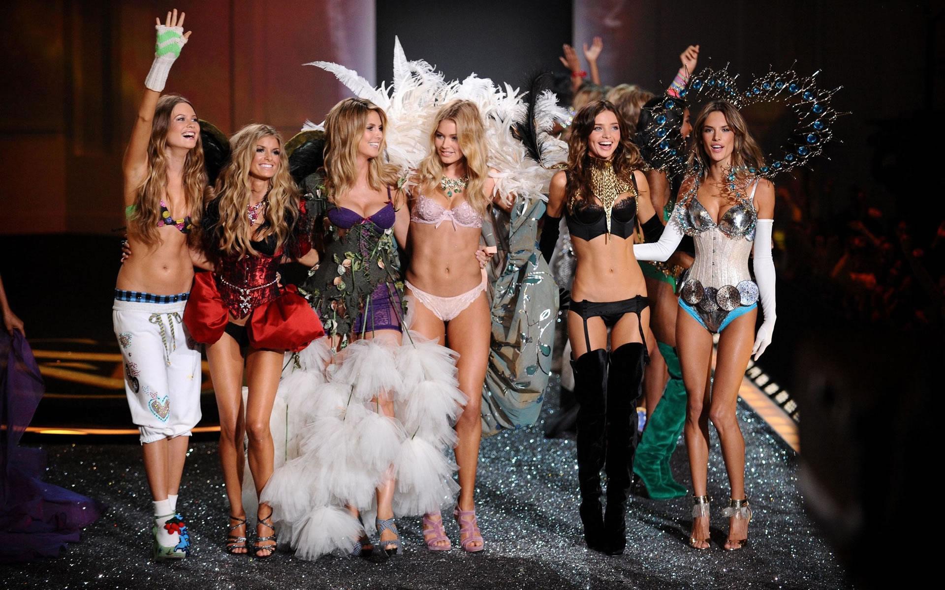 Wallpaper Modelos Victoria Secret