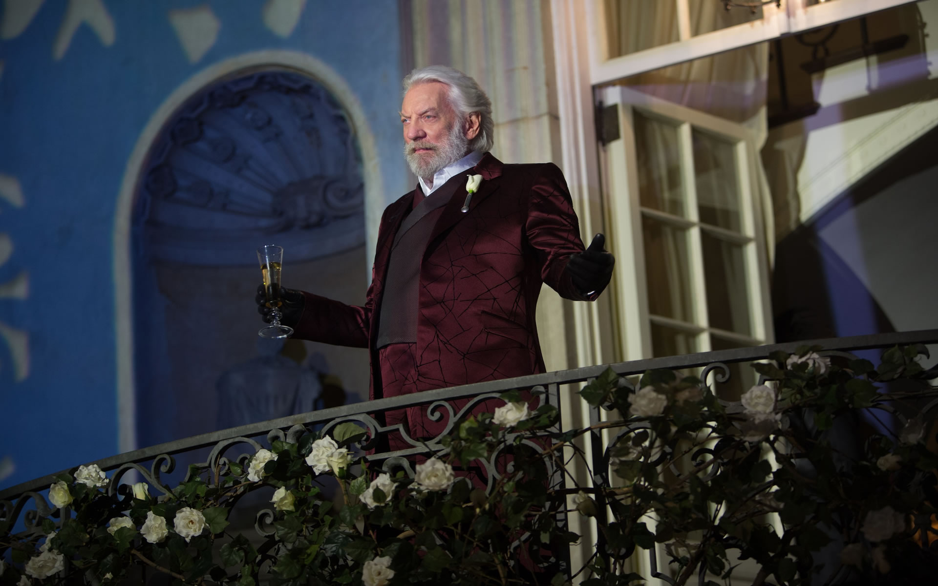 Wallpaper Presidente Snow