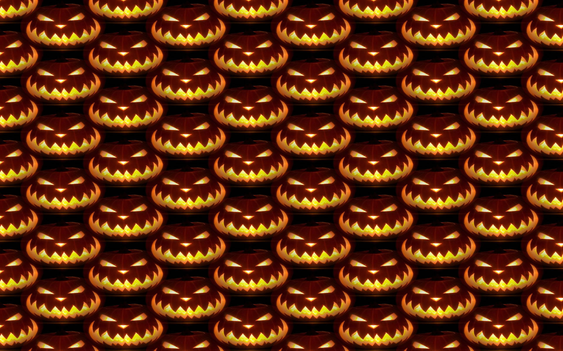 Calabaza Sonriente Textura