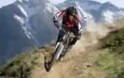 Wallpaper Mountain Bike Extremo