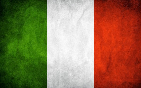 Bandera Italia Wallpaper