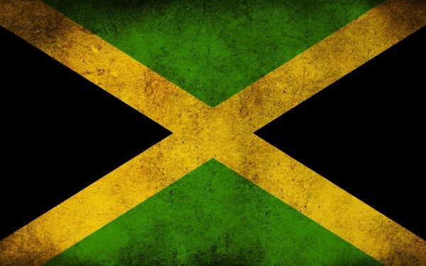 Bandera Jamaica Wallpaper