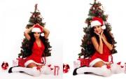 Chica Santa Claus 2013