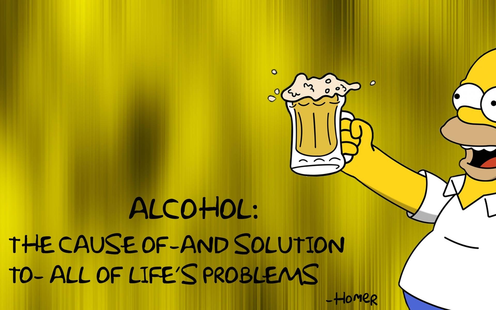 Frase Homer Simpson