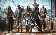 Personajes Assassins Creed 4