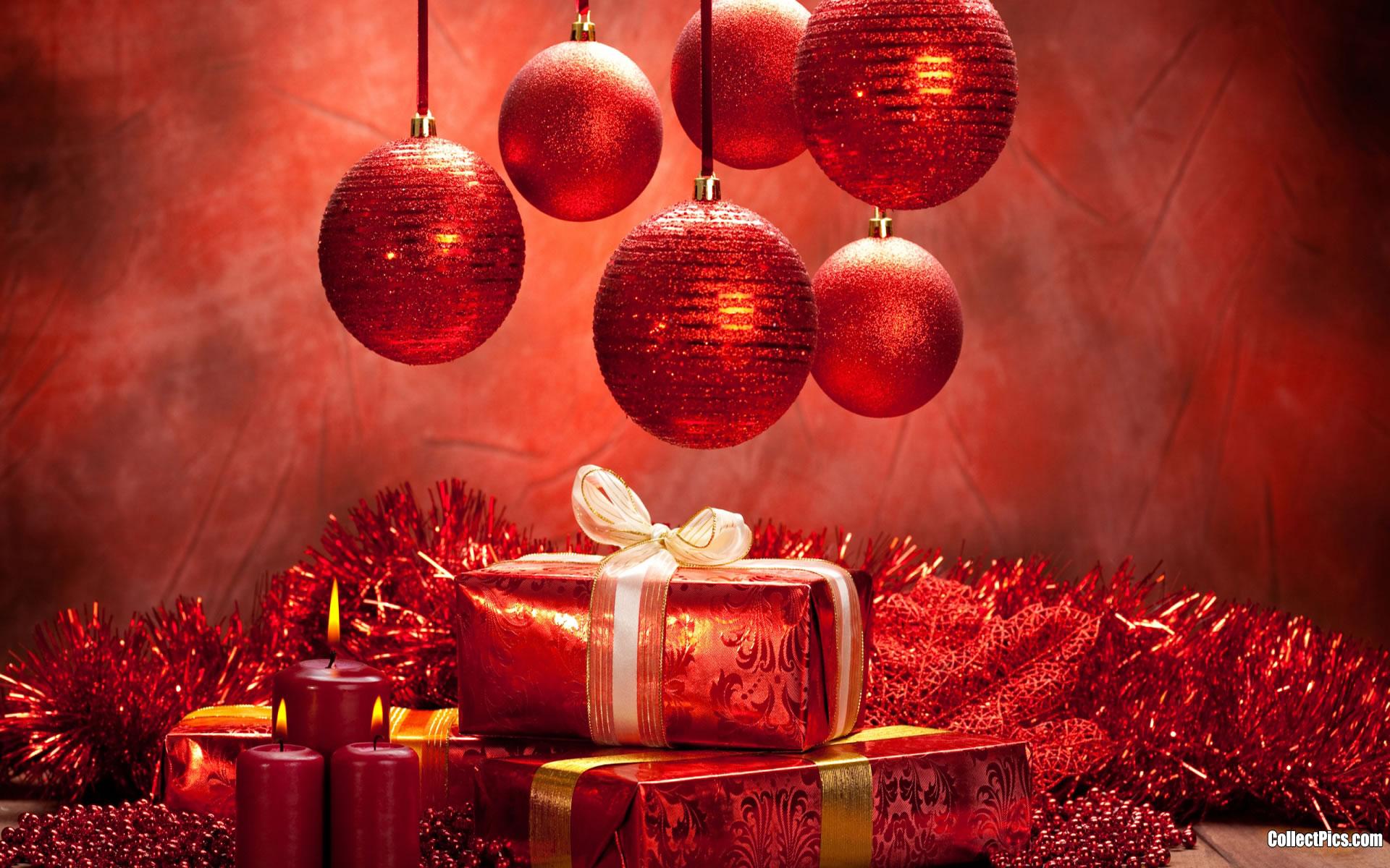 Wallpaper decoración navidad 2014