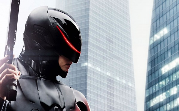 Wallpaper Robocop 2014