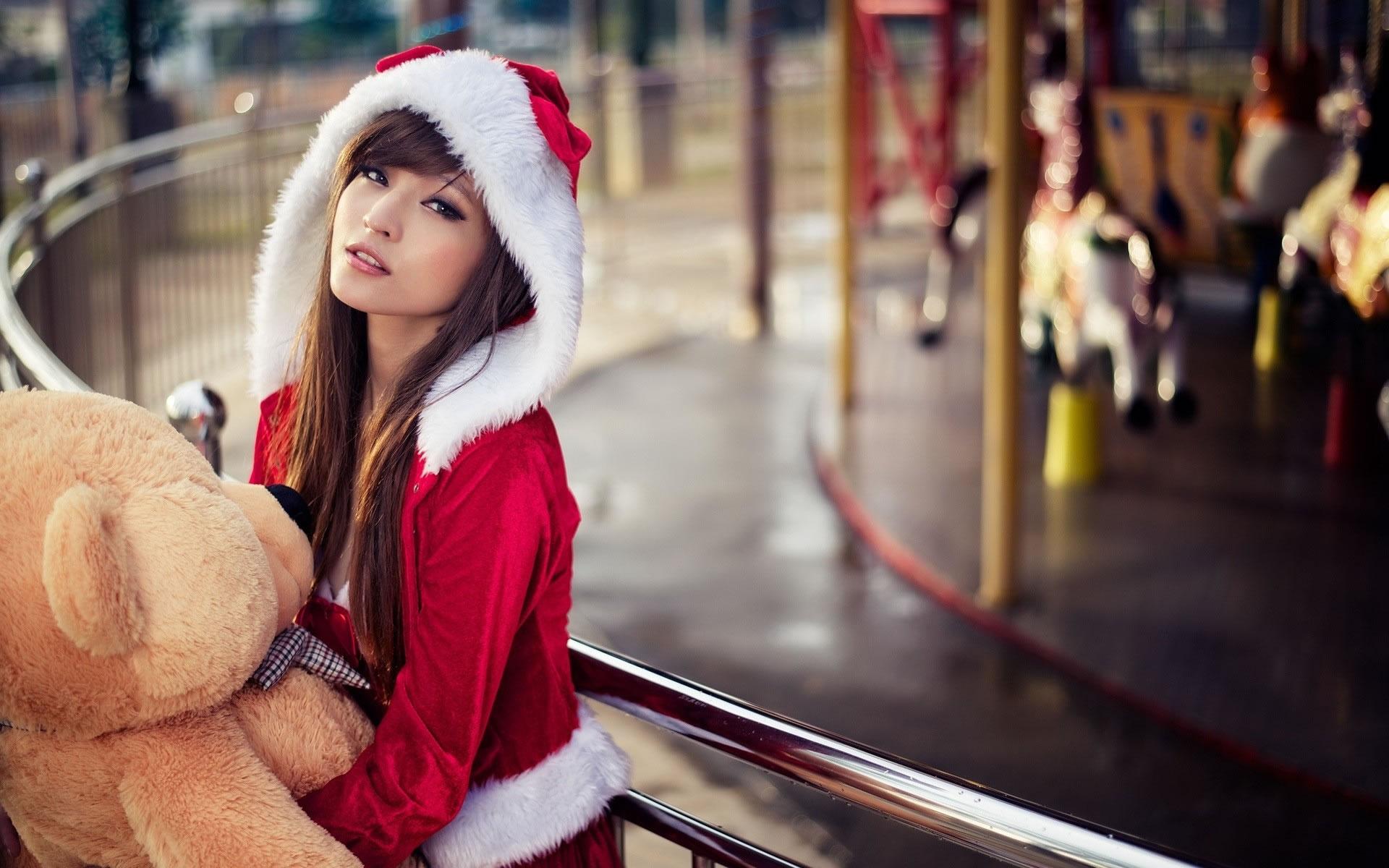 Bonita Mamá Noel.