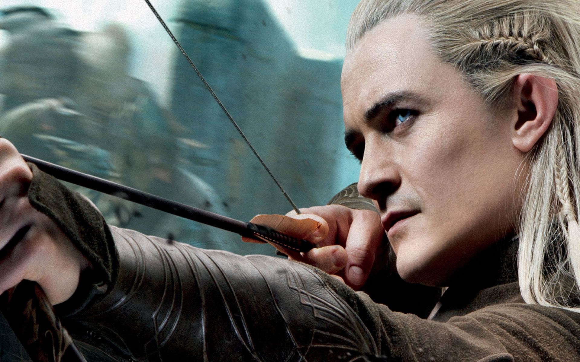 Desolation of Smaug Wallpaper Legolas.