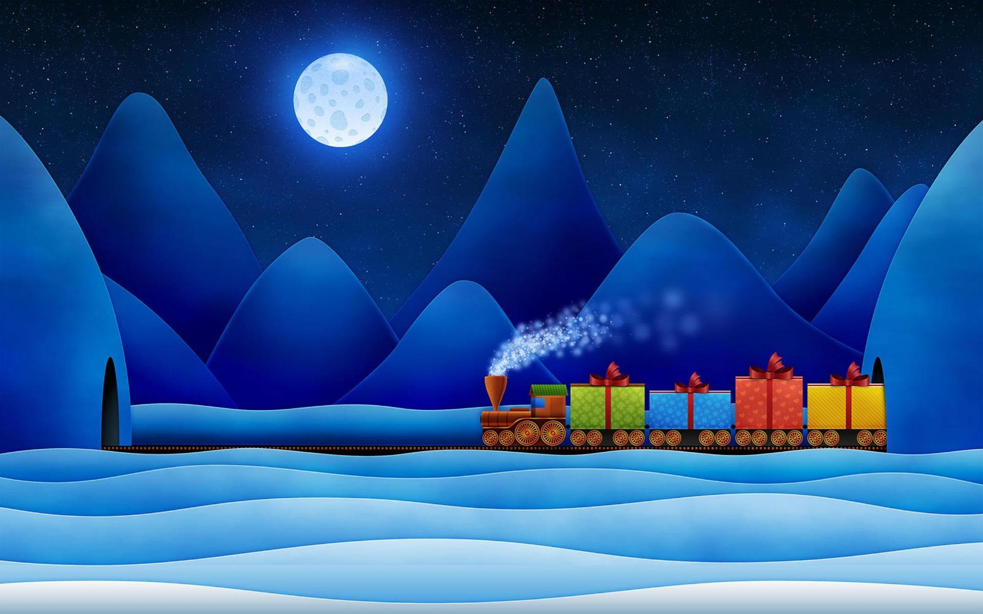 El origen de la Navidad Wallpaper.