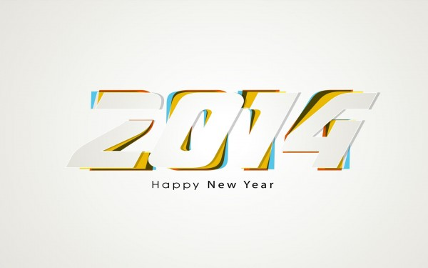 Wallpapers Happy New Year 2014