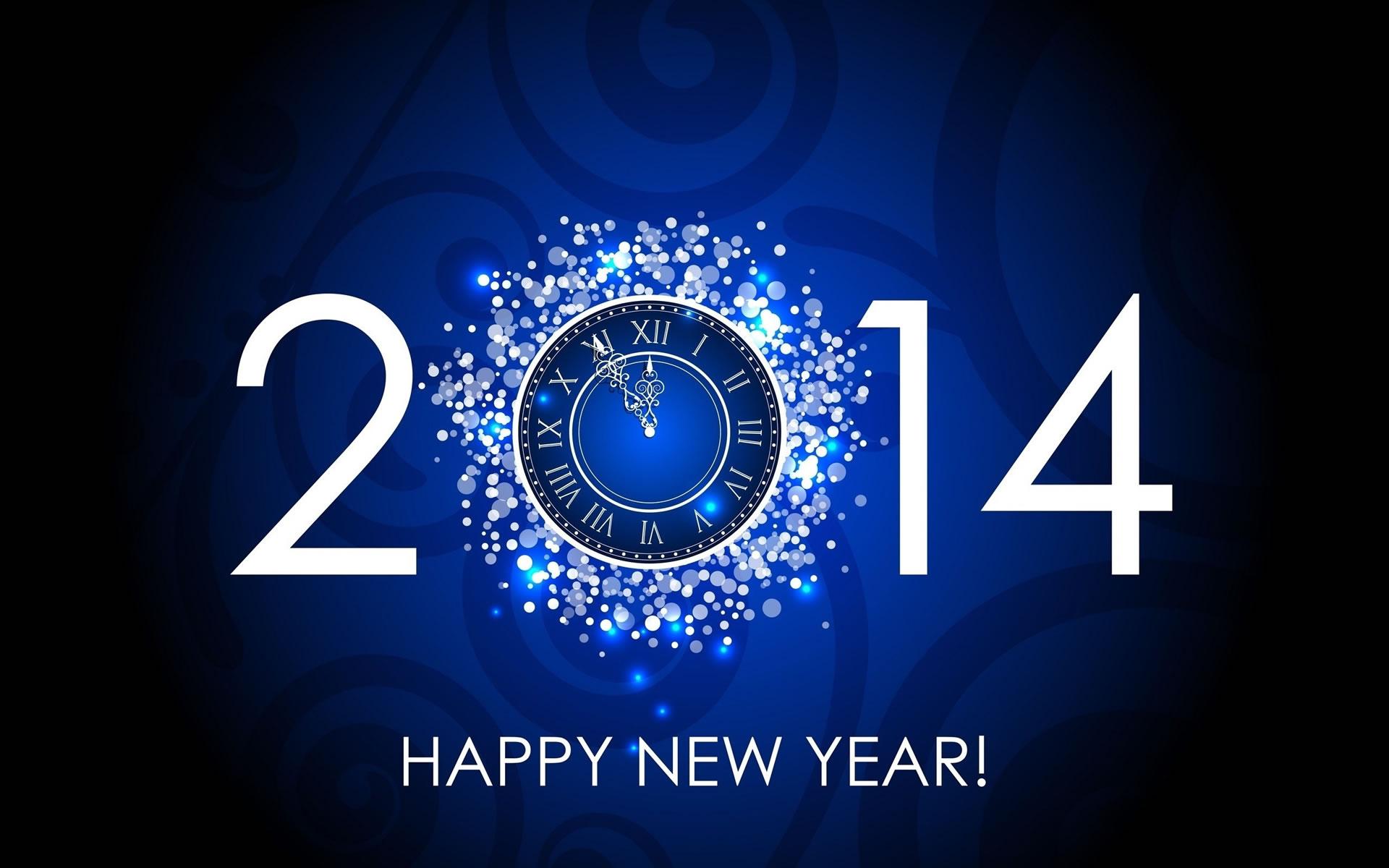 Happy New Year 2014 Imagen