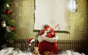 Juguetes de Navidad.